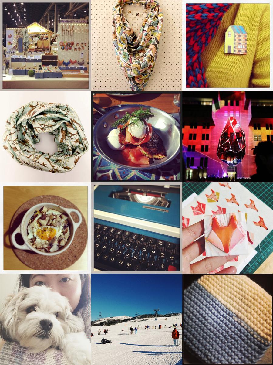june instagram bits