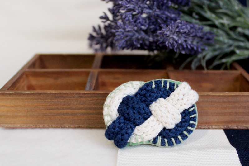 nautical brooch by Whimsy Milieu