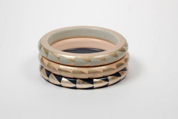laklakparis lacquer bracelet