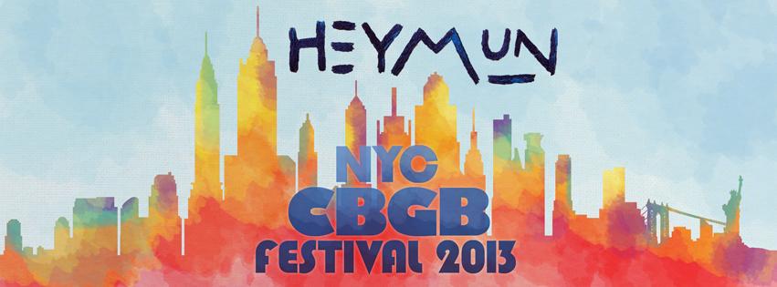 Heymun singer-songwriter poster Whimsy Milieu