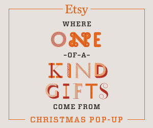 Whimsy Milieu at the Etsy Christmas Pop-Up