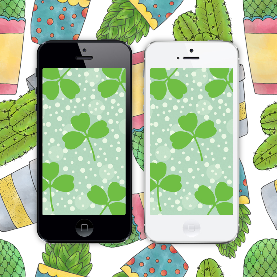 Free Saint Patrick's Day Wallpaper by Whimsy Milieu