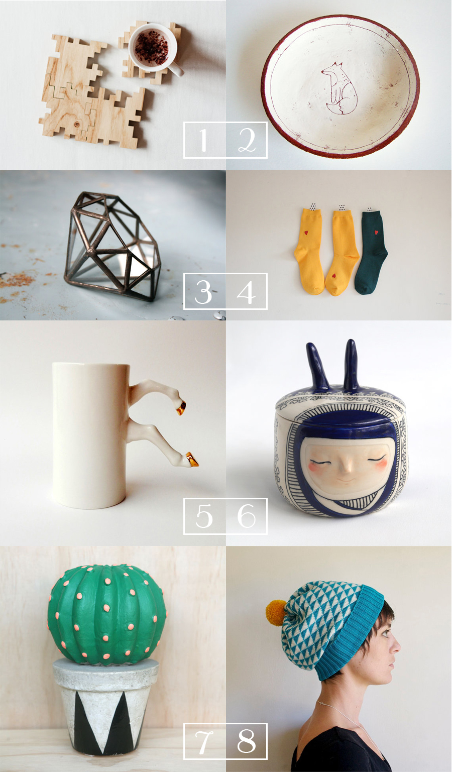 Etsy favourites by Whimsy Milieu